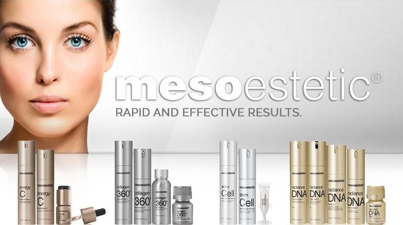 Mesoestetic specialist Antwerpen