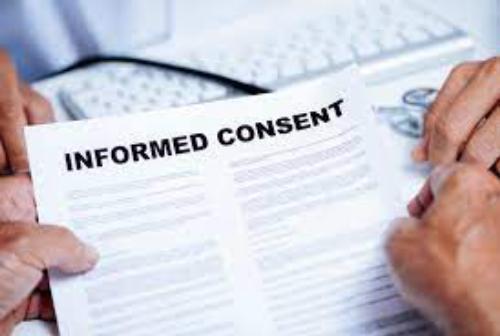 Algemene Voorwaarden Informed Consent